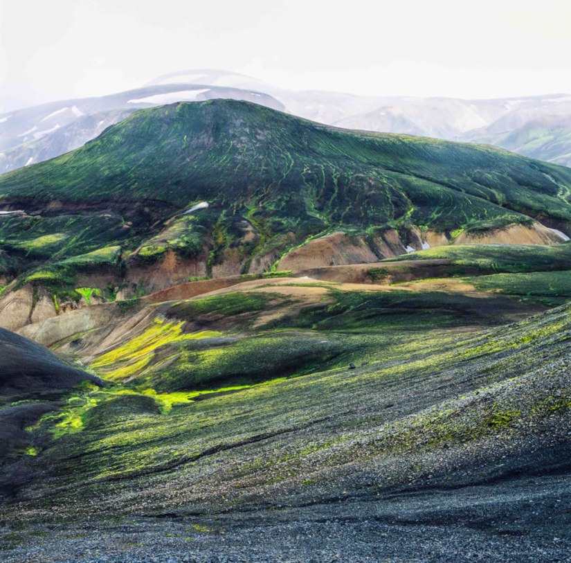 Iceland, Landmannalaugar 2013