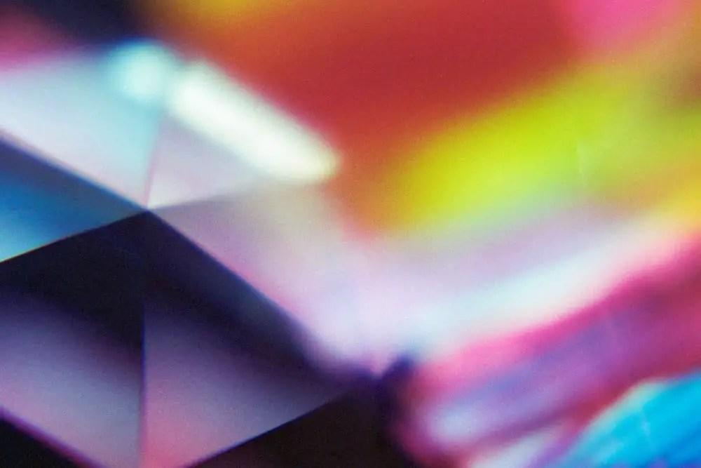 Macro Adpaters a lightbox - Kodak ColourPlus