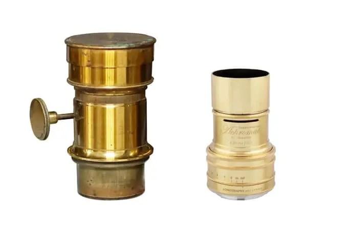 Lomography Daguerreotype Achromat 2.9/64 Art Lens