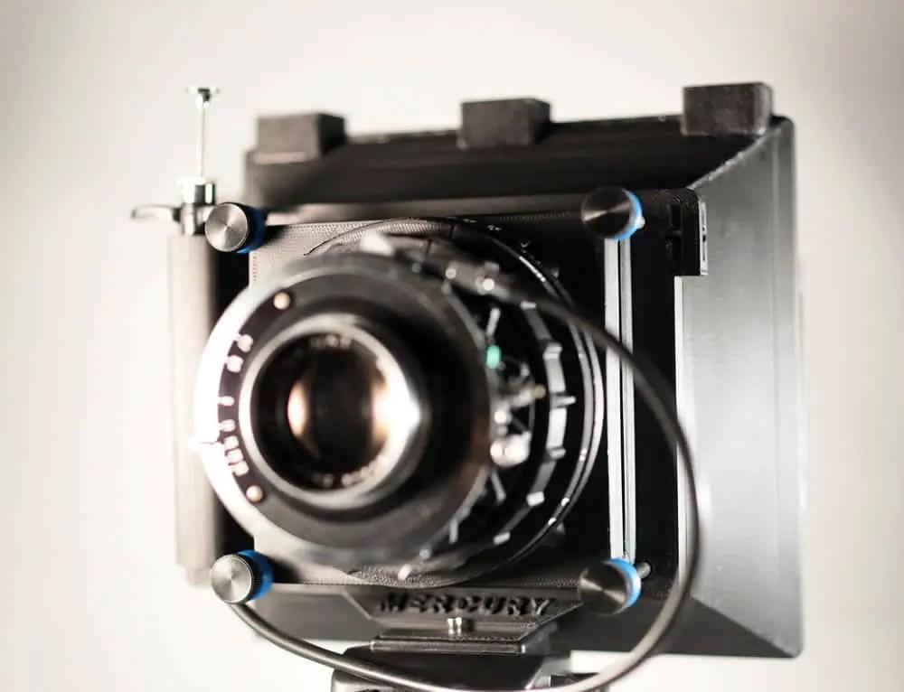 Mercury - Large Format with Kodak Ektar 127mm f:4.5