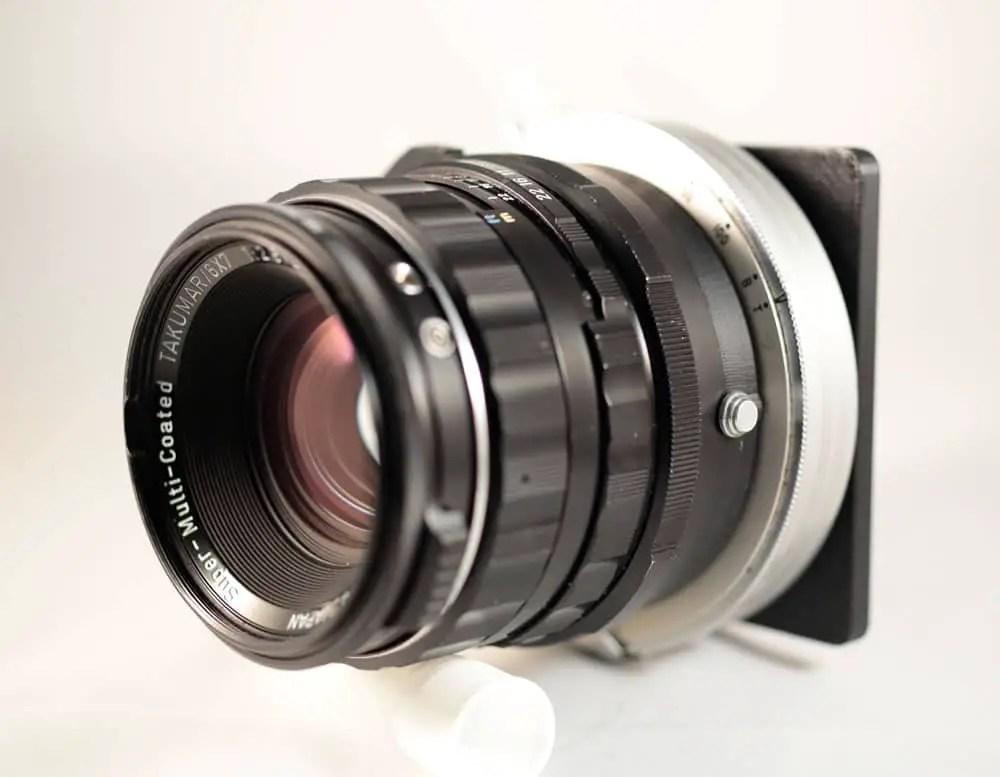Mercury - Pentax 67 90mm f:2.8