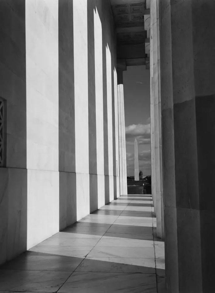 Washington Monument. Fuji GA645, Kodak Tri-X 400.