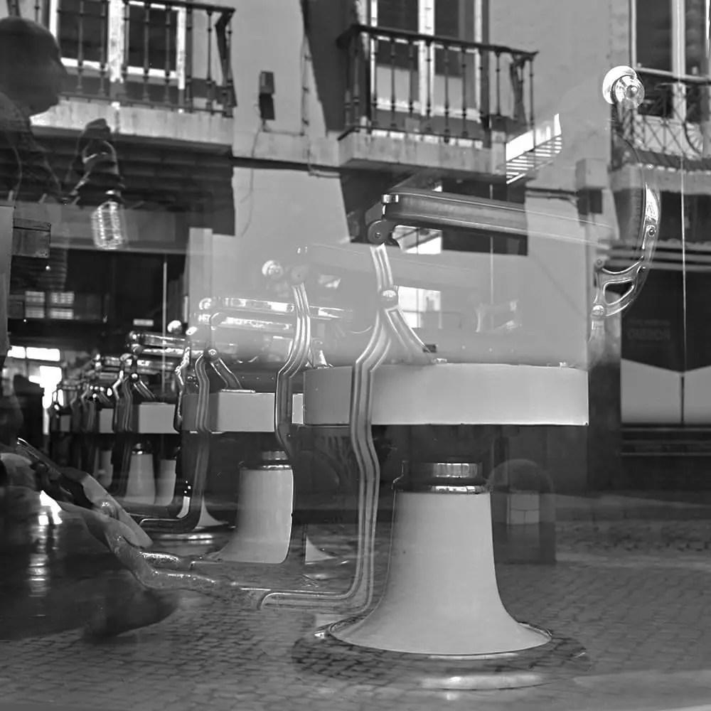 Coiffeur Reflexion Lisbon