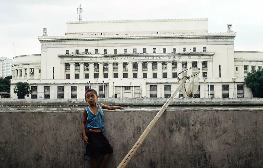 My home: Manila, Philippines