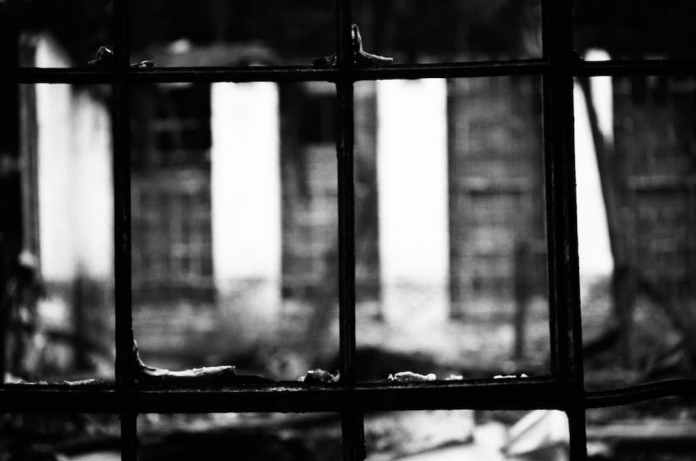 Ruins - Ilford FP4 Plus Pushed 1 Stop