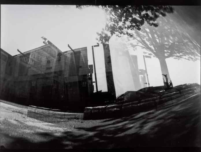 Trashcam - Worldwide Pinhole Day - Erik Gould
