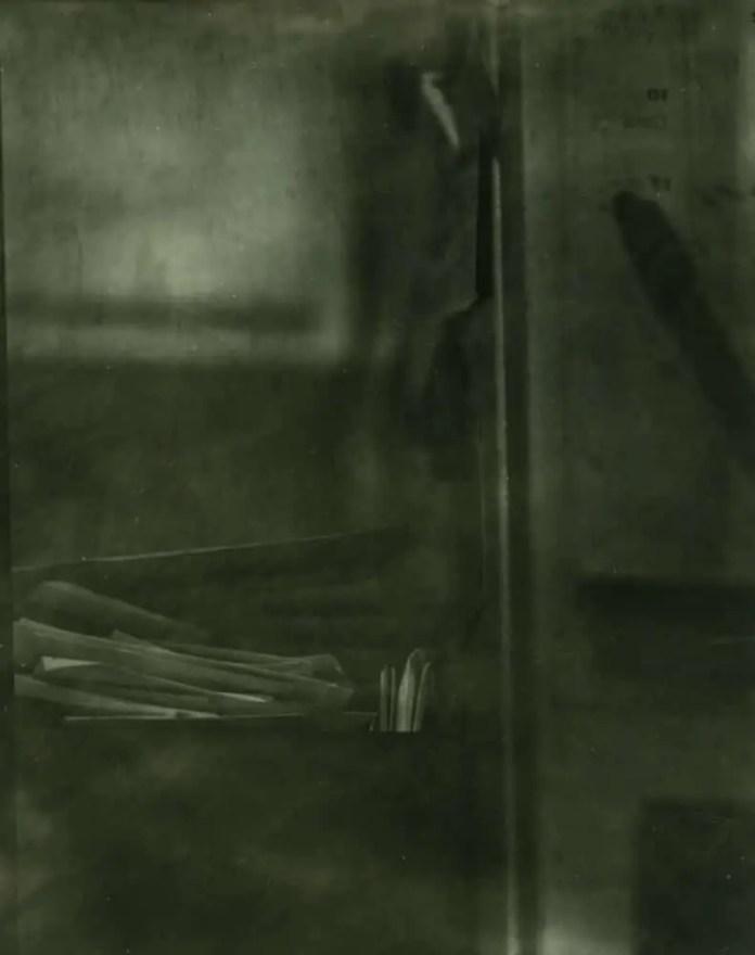 E100 in Dektol and Coffee - Contact Printed on RC - John Nanian