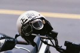 Justice - Fuji 400 Premium shot at EI 400. Color negative film in 35mm format.