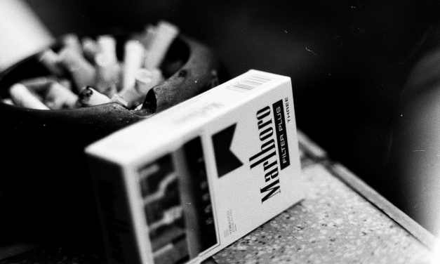 Filthy habit – Ilford FP4+ (35mm)