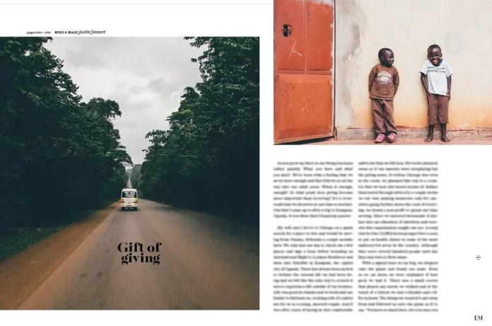 LEM Issue 01 - Justin Fennert