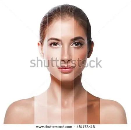 Instax Mini - Skin Tone Test