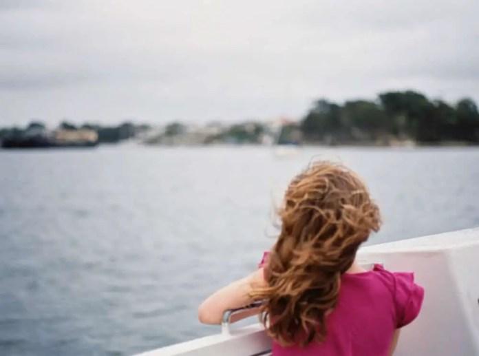 Ferry to Cockatoo Island