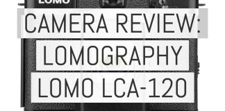 Cover - Review - Lomography Lomo LC-A 120