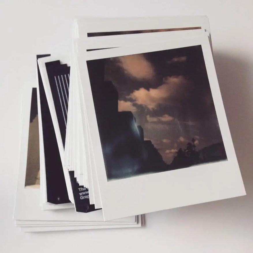 Raw Berlin shots - Polaroid SX70 Land Camera alpha. Impossible color instant film