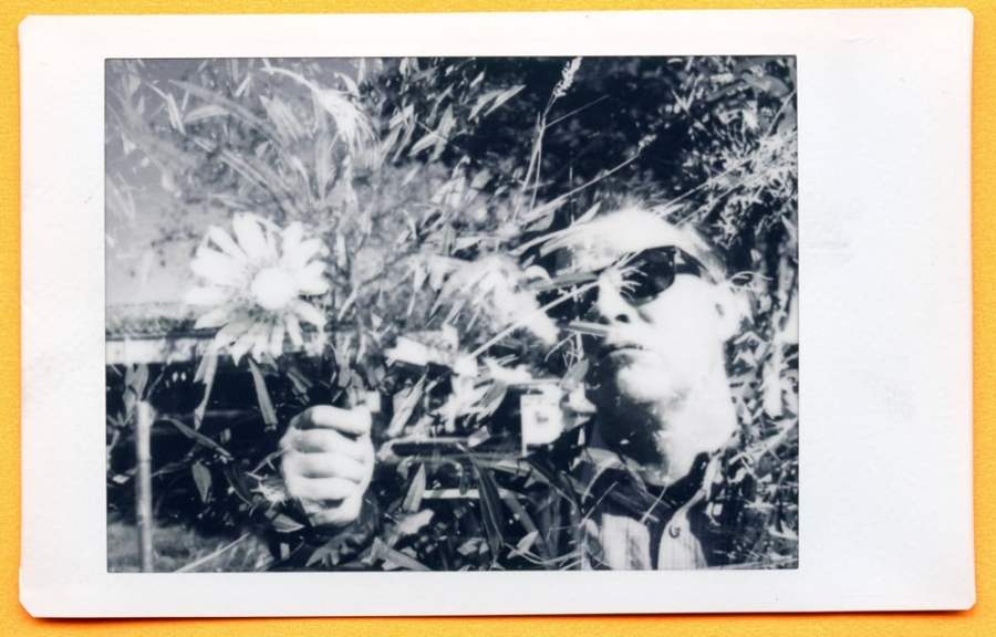 Photographer: Edward Conde Award: First place Title: Flower Holder (Multiple Exposure) Location: Thousand Oaks, California, USA Camera: Fuji Mini 90 NEO CLASSIC