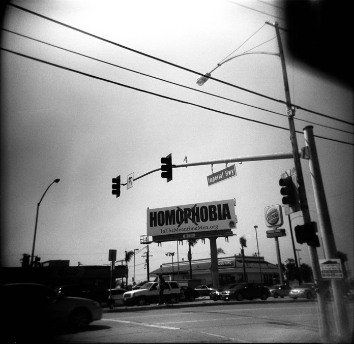 Holga - Kodak Tri-X 400 - Los Angeles