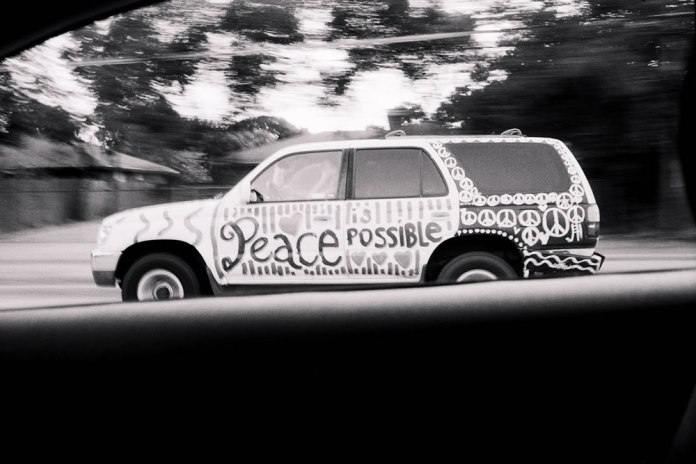 Peace is possible - Inspired by Friedlander