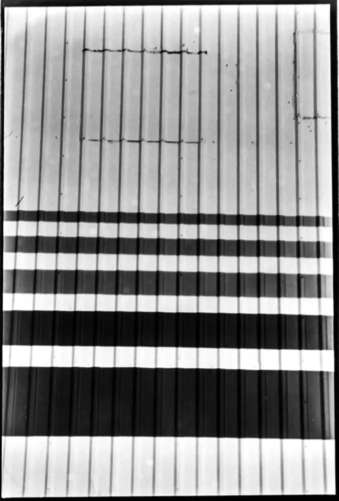 Bars (Houston, Texas) - Canon EOS Rebel S - Canon EF 35-70 F/4-5.6, Ilford HP5 Plus
