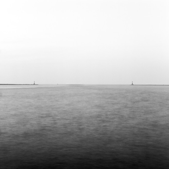 Port's Mouth - Fuji Acros 100 shot at EI 100. Black and white film in 120 format shot as 6x6.