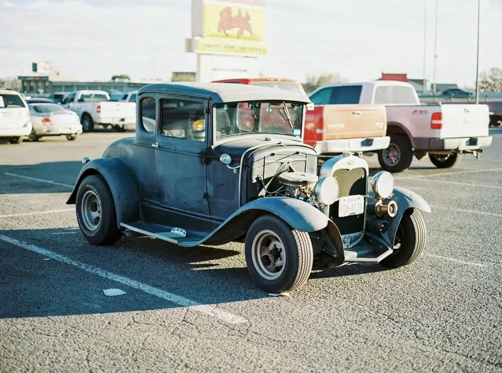 Vroom Vroom - Kodak Ektar 100 - Mamiya 645AF