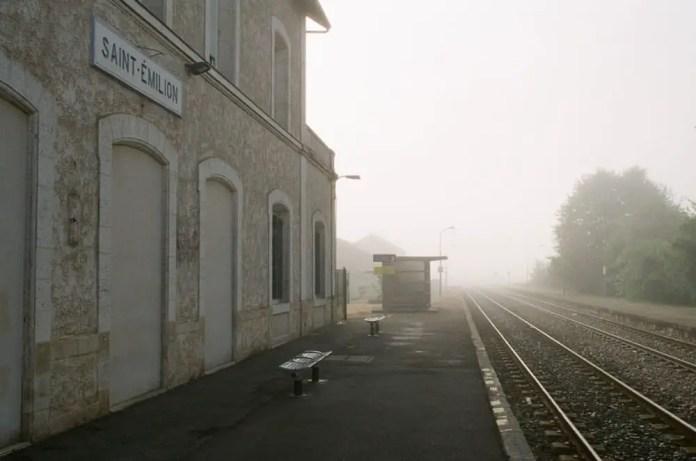 Gare de Saint-Emilion