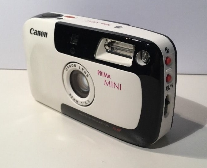 Canon Prima Mini - Right edge