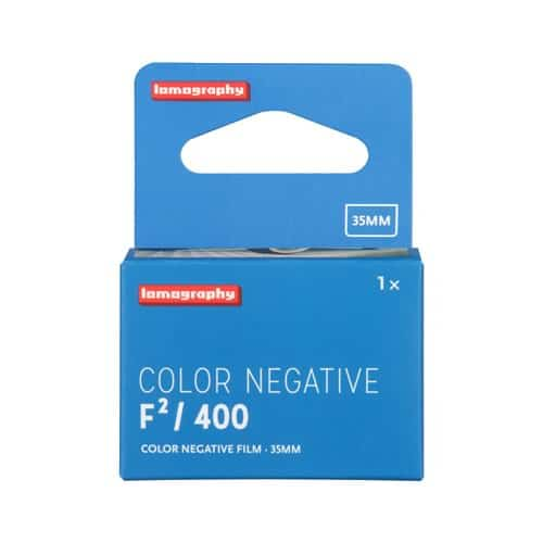 Lomography Color Negative F²/400