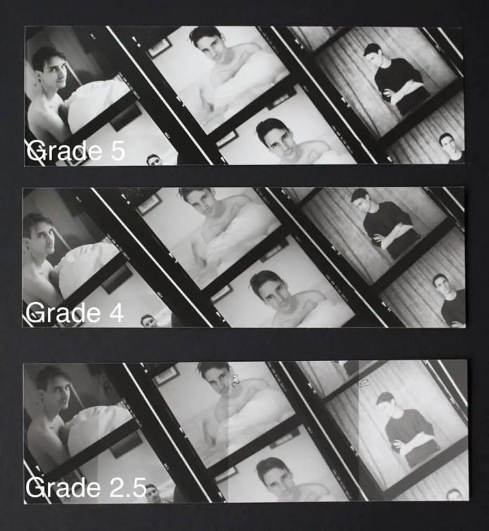 Graded Test Strips