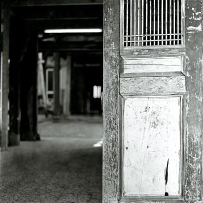 Split - Shot on Fomapan R100 at EI 100. Black and white negative film in 120 format shot as 6x6.