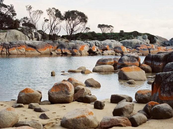 Tasmania - More Bay of Fires