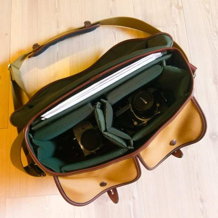 Billingham Hadley One - 35mm Kit