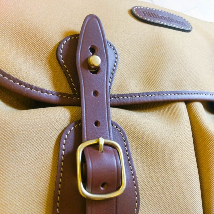 Billingham Hadley One - Quick release strap