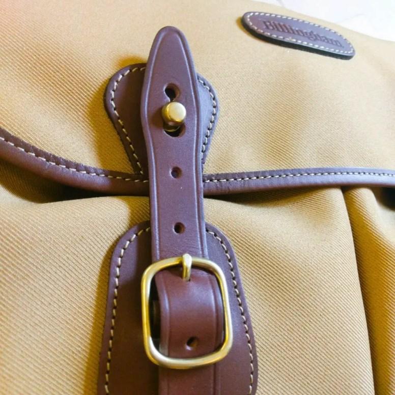 Billingham Hadley One - Quick release strap