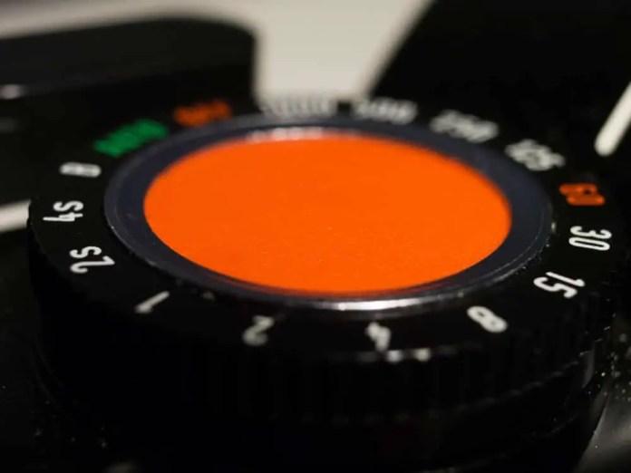 Agfa Selectronic 3 - Shutter button