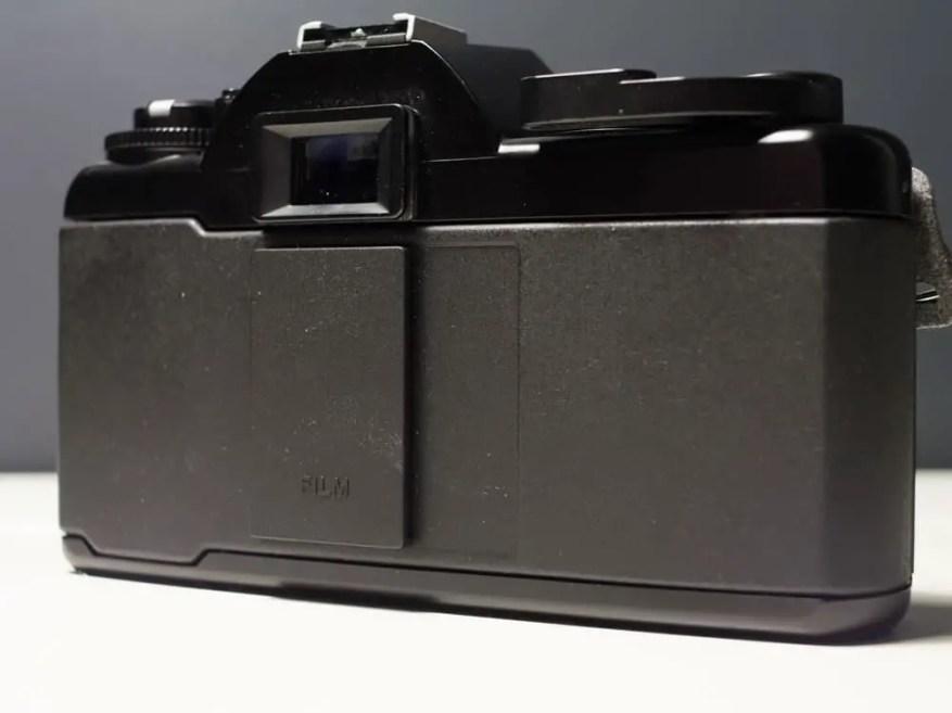 Agfa Selectronic 3 - Rear view