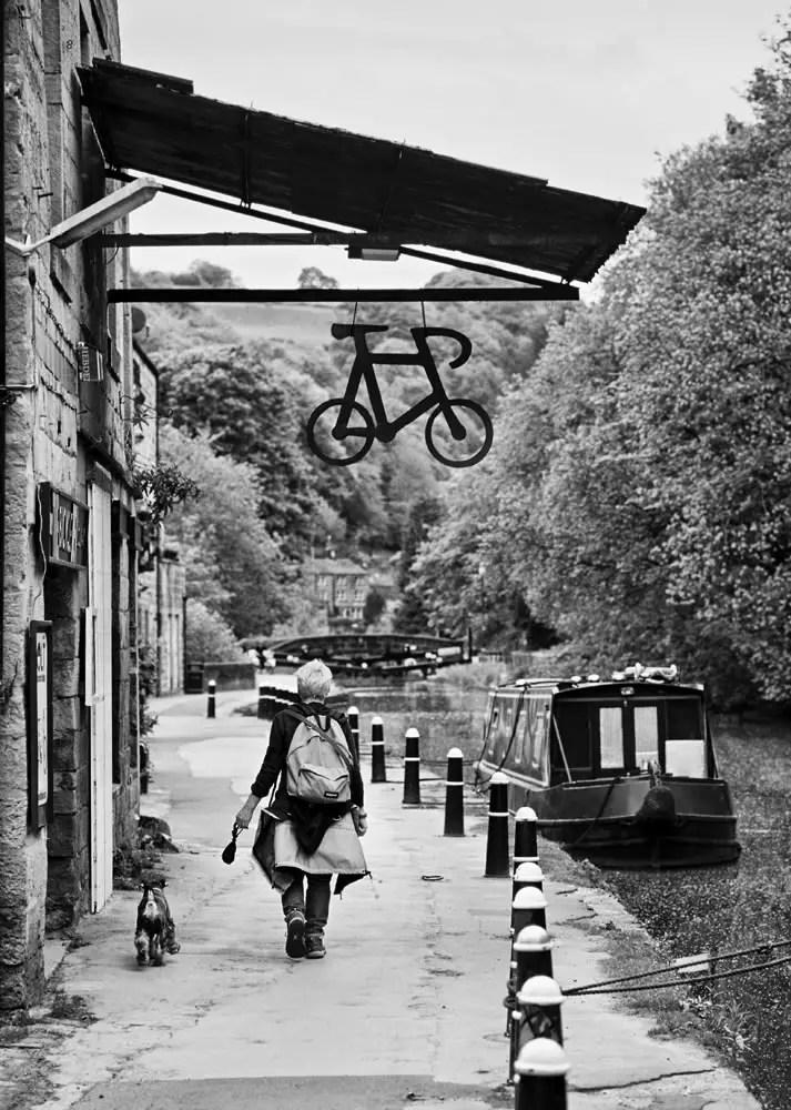 Hebden Bridge, Leica M2 50mm Summarit-M, Kodak Portra 160