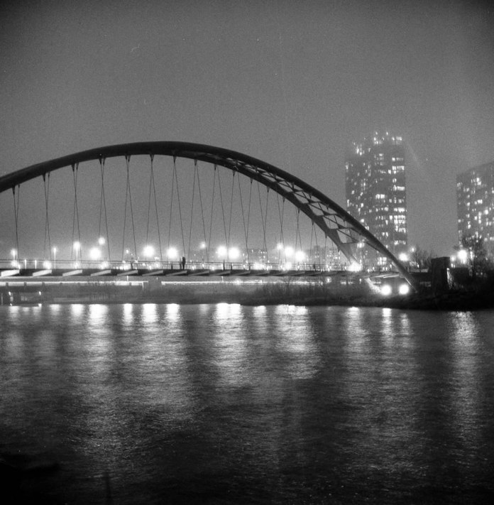 Long Exposure Test - ILFORD Delta 3200 Professional - f/11, 6sec