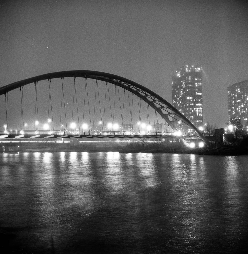 Long Exposure Test - ILFORD Delta 3200 Professional - f/11, 10sec