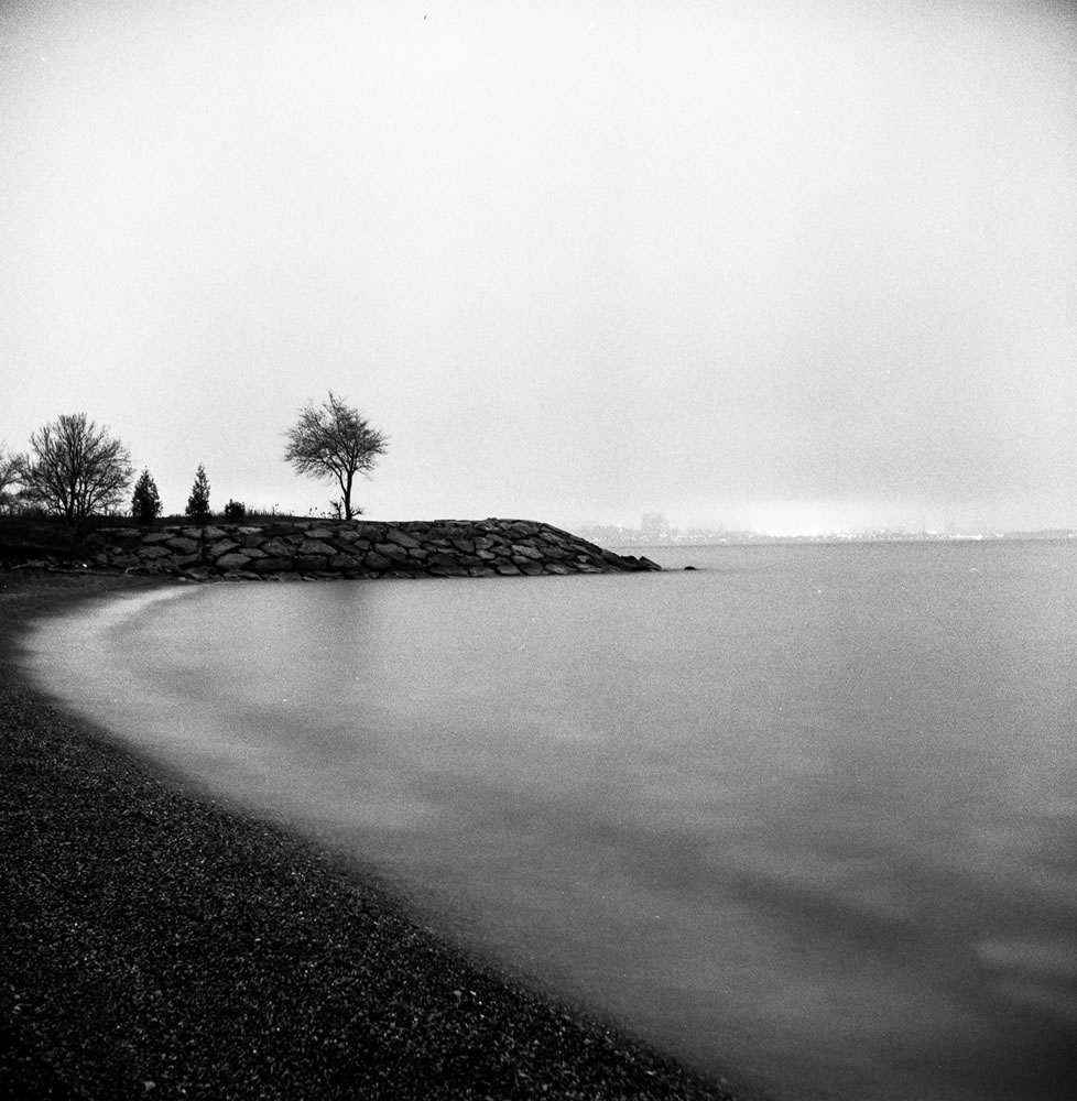 Long Exposure Test - ILFORD Delta 400 Professional - f/11, 24sec