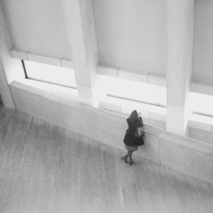 Yashica Mat 124G, Kodak Tri-X 400 - taken at Tate Modern, London
