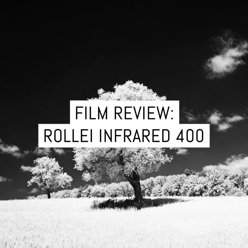 Cover - Film Review - Rollei Infrared 400