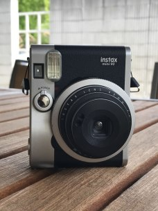 Fuji Instax Mini 90 - front