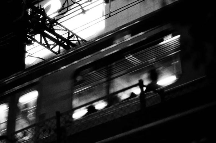 Shibuya Train
