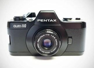 Pentax Auto 110 Camera