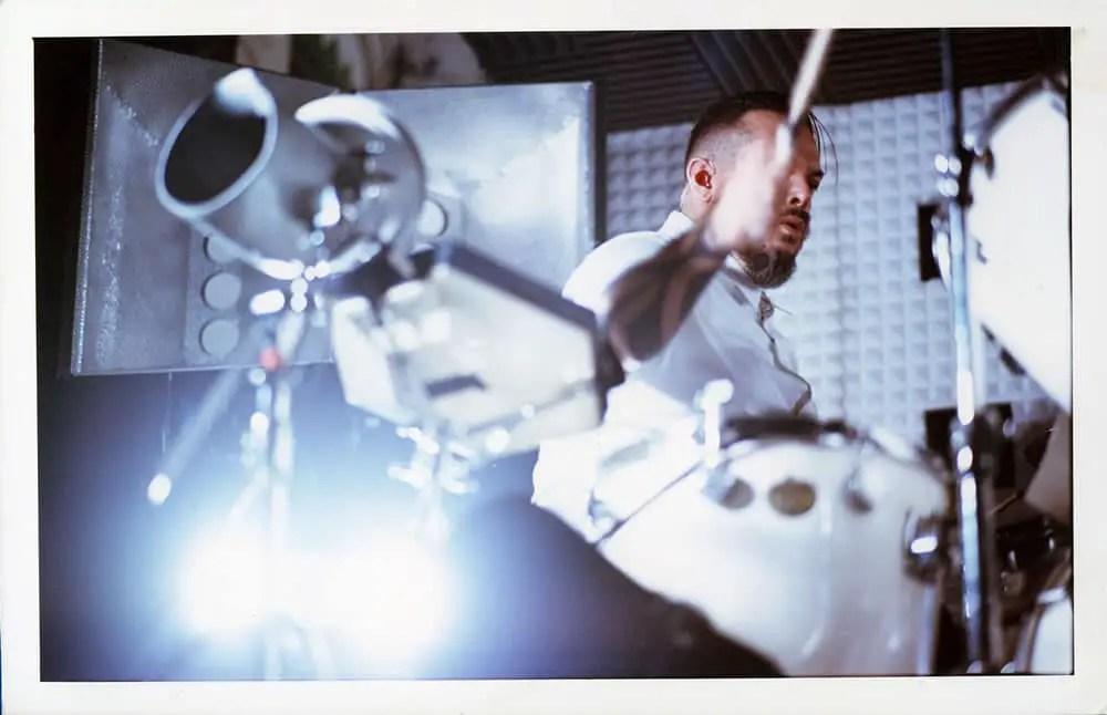 Soulwax @ Paradiso Kodak Ektar @ 100 35mm negative format Canon EOS3 Carl Zeiss ZE 85mm f1.4