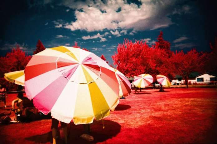 Lorraine Healy –@LoreHealy #SummerFilmParty #believeinfilm #street #FPPcolorIR #FPPmodcam Auburn Days, Auburn Wa