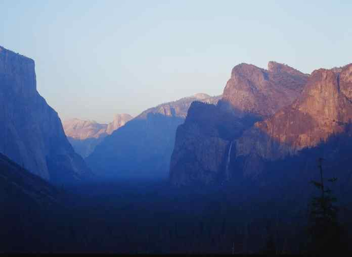 Yosemite on KODAK EKTACHROME 100VS