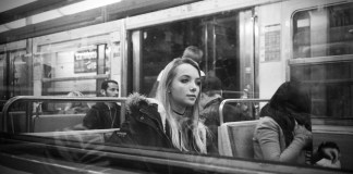 Grégoire Huret - Subway - Paris 2017