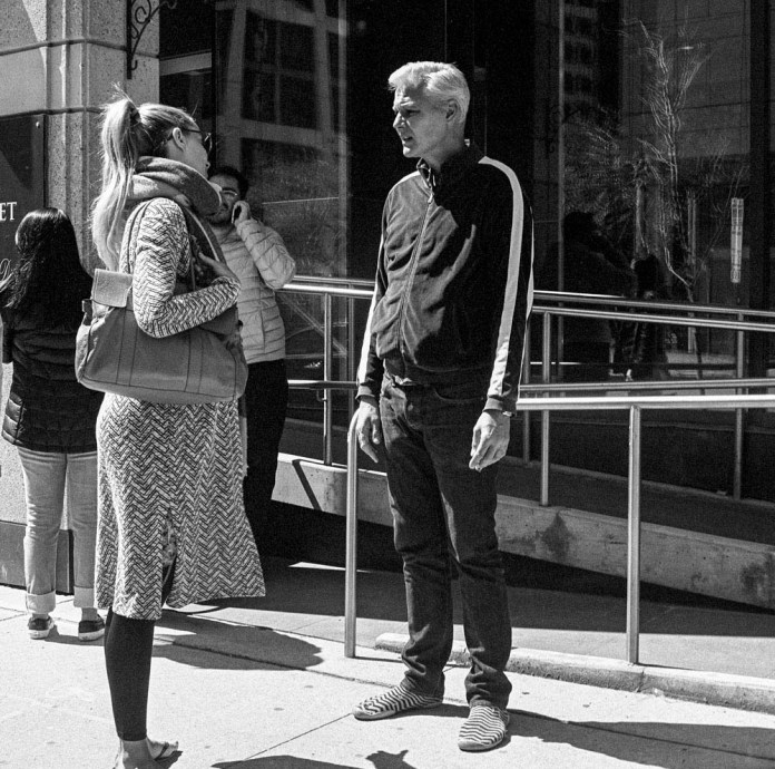 The Talk Yashica Mat 124G Kodak Tri-X