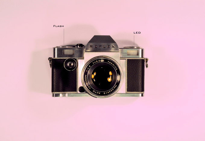 Reflex - Flash and Continuous Light
